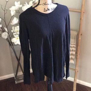 Wilt Cotton black long sleeve